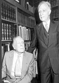 Bicefála literaria: Borges y Bioy Casares
